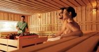Tamina Therme - Sauna