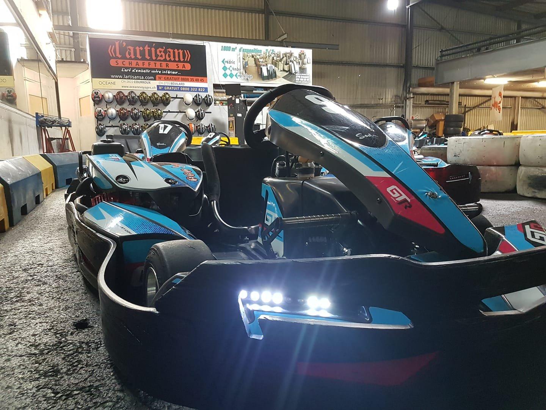 Indoor-Karting Develier