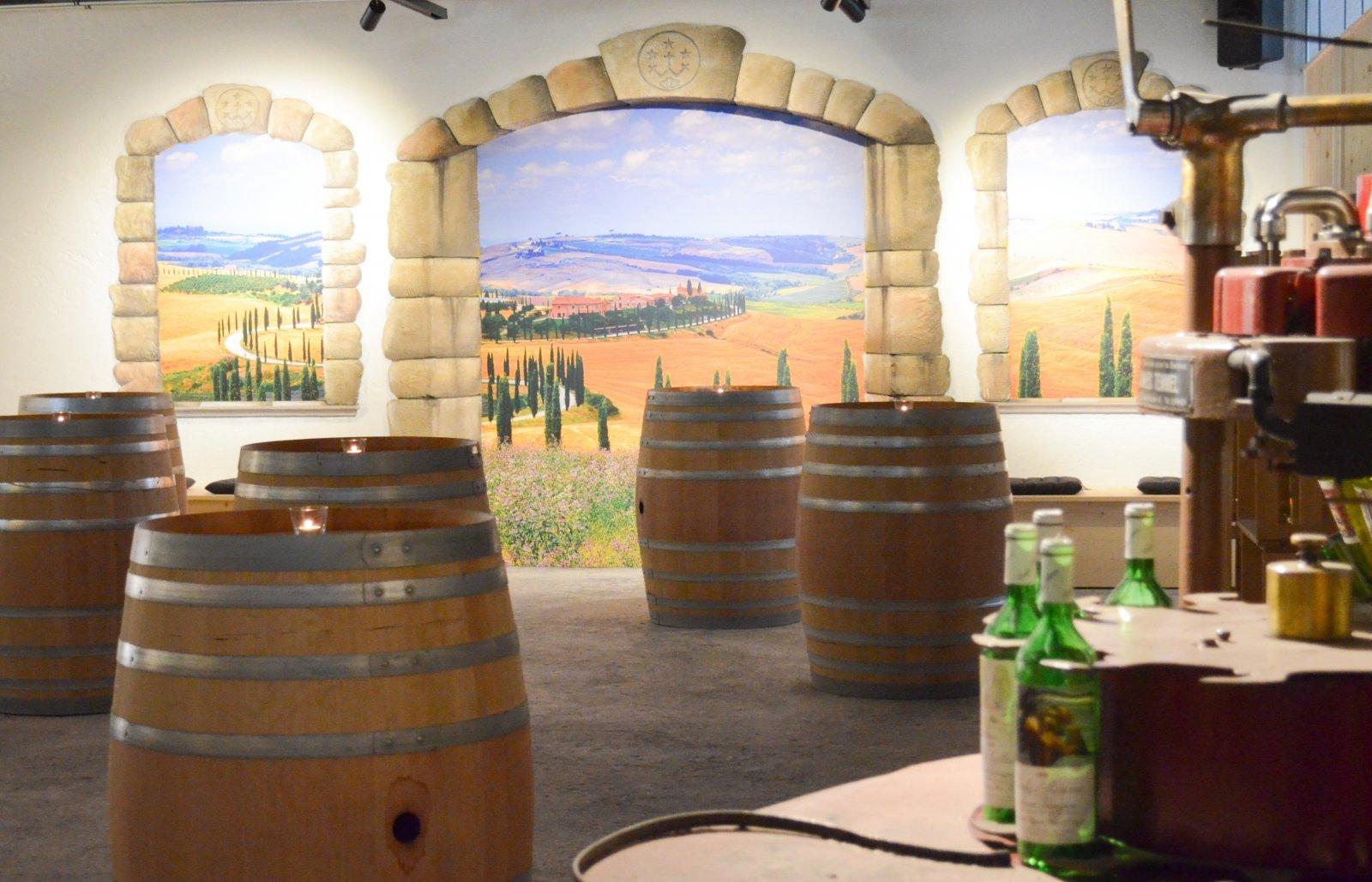 Weinprobe SCHULER St. JakobsKellerei