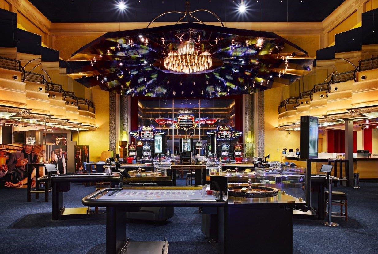 Poker Kursaal Bern