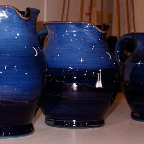 The Blue Pottery